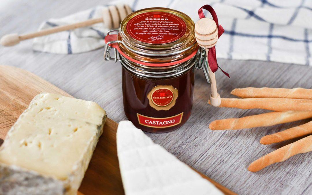 Miele e formaggio, «matrimonio all'italiana»